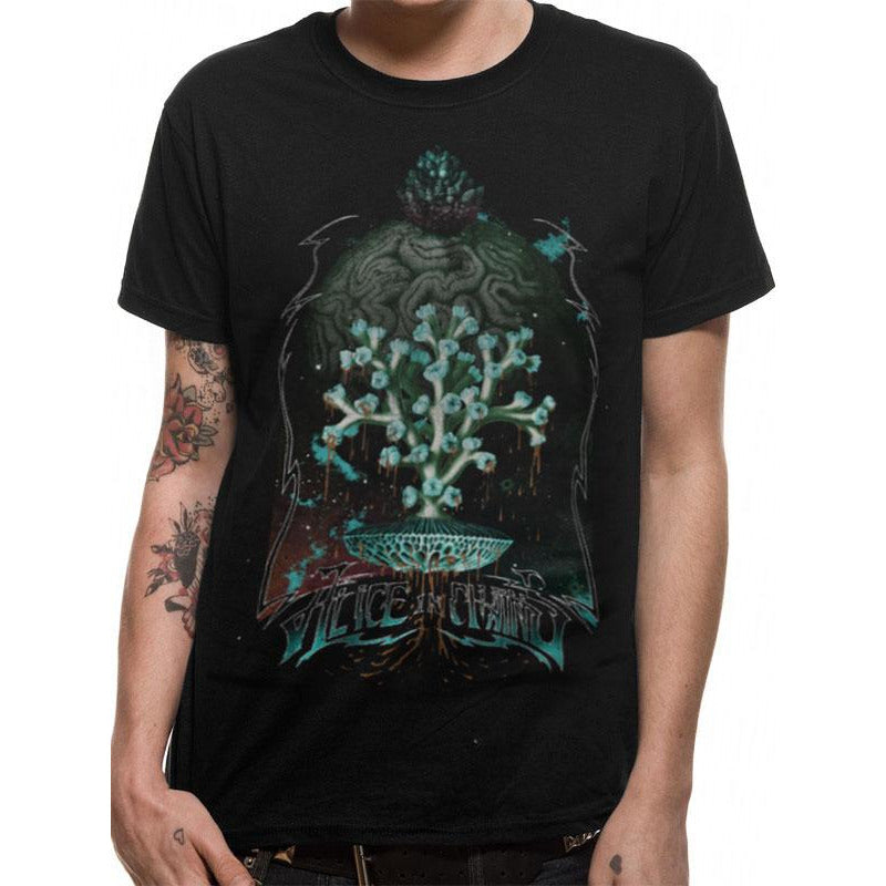 Alice in Chains Spore T-shirt