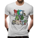Rick And Morty | Graphic Text T-Shirt