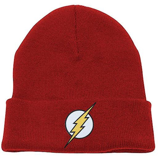 Buy The Flash Logo Red Beanie at Loudshop.com for only £10.75 825ec23468c