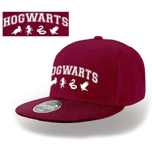 Harry Potter | Hogwarts Snapback Cap
