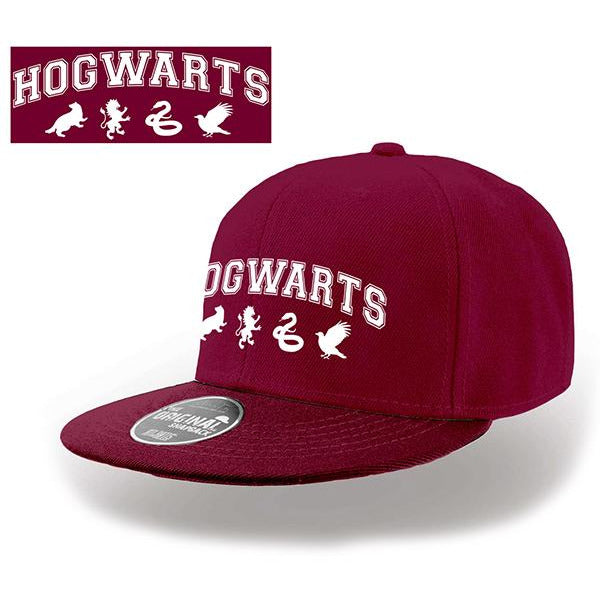 Harry Potter - Hogwarts Snapback Cap