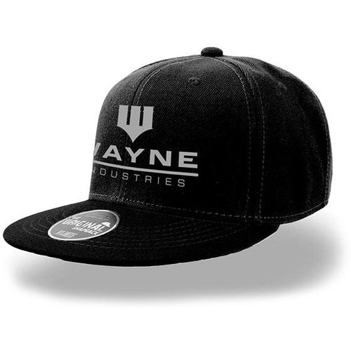 BATMAN - WAYNE INDUSTRIES SNAPBACK CAP (one Size)