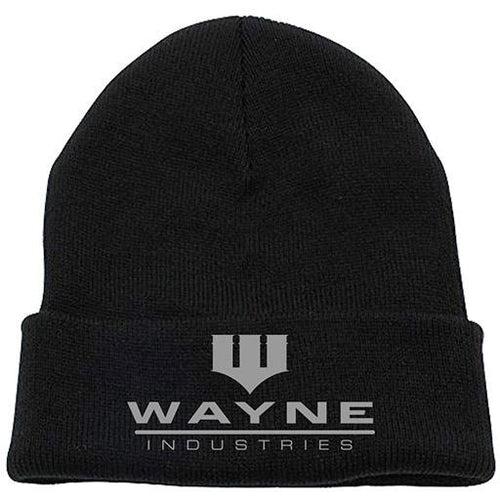 BATMAN - WAYNE INDUSTRIES BEANIE (one Size)