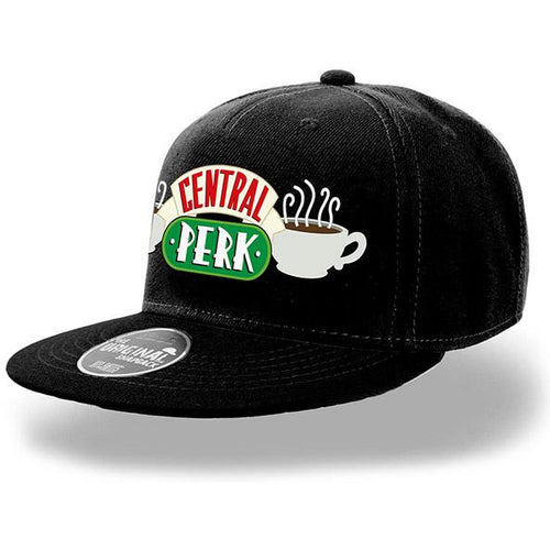 Friends - Central Perk Logo Snapback Cap (One Size)