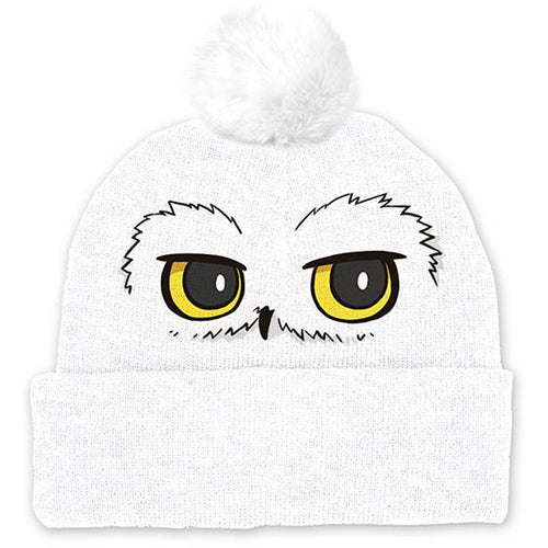 Harry Potter | Hedwig Eyes Pom Pom Beanie