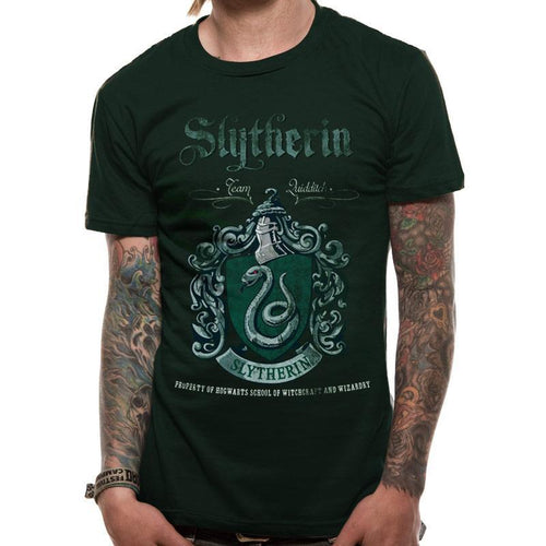Harry Potter | Slytherin Quidditch T-shirt