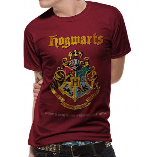 Harry Potter | Hogwarts Property Crest T-Shirt