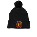 Harry Potter | Platform 9 and 3 Quarters Pom Pom Beanie
