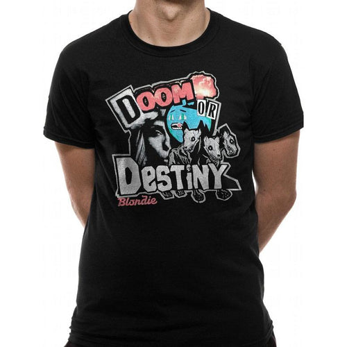 Blondie | Doom or Destiny T-Shirt