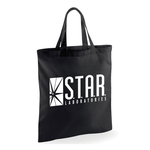 The Flash | Star Labs Logo Tote Bag