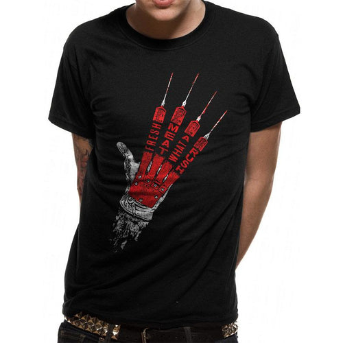 A Nightmare on Elm Street | Fresh Meat T-shirt