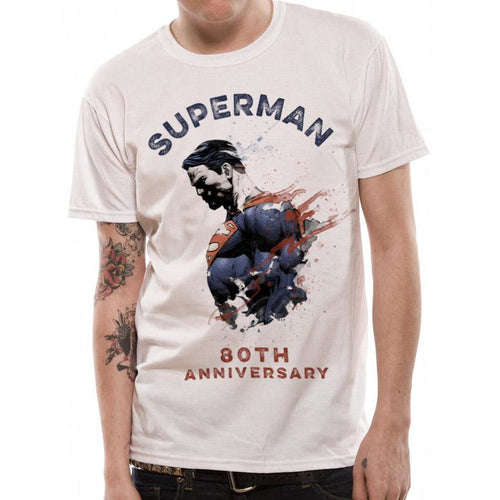 Superman | 80Th Anniversary T-Shirt