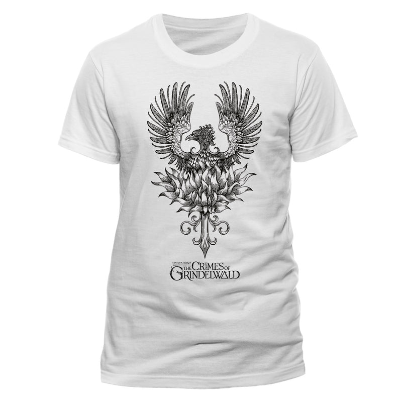 Fantastic Beasts The Crimes of Grindelwald | Phoenix T-Shirt