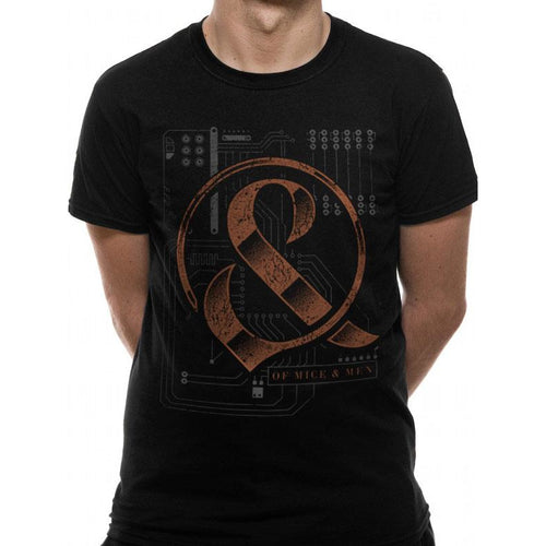 Of Mice And Men - Wired T-shirt