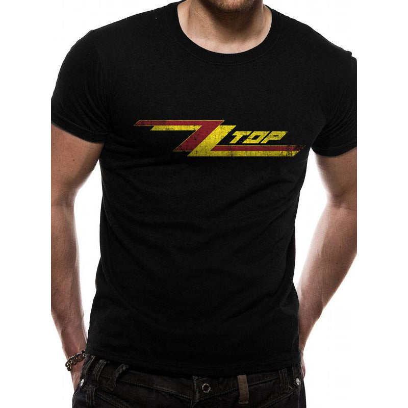 ZZ Top | Eliminator Logo T-Shirt