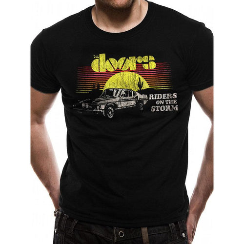 The Doors | Riders On The Storm Car T-Shirt