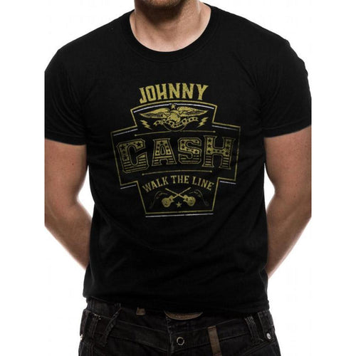 Johnny Cash - Walk The Line T-shirt