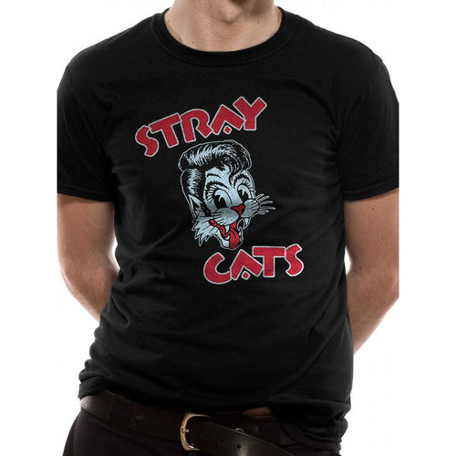 Stray Cats - Logo T-shirt