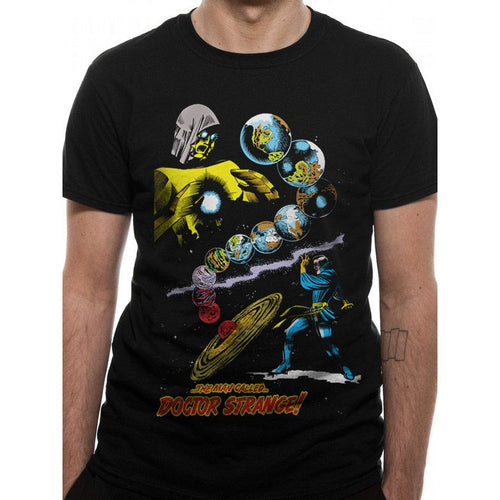 Marvel Comics - Man Called Dr Strange T-Shirt