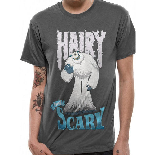 Smallfoot | Hairy Not Scary T-Shirt