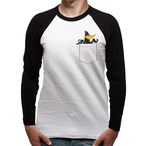 Looney Tunes - Daffy Pocket Baseball Shirt