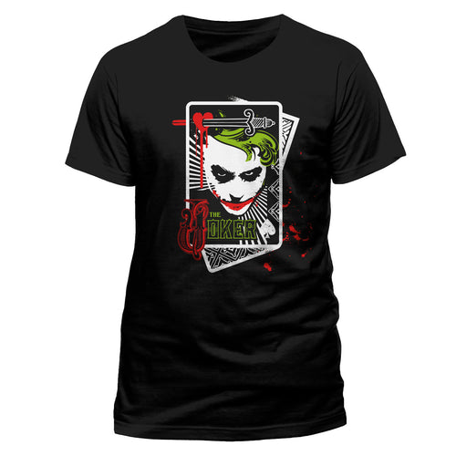 Batman The Dark Knight -   Card T-Shirt