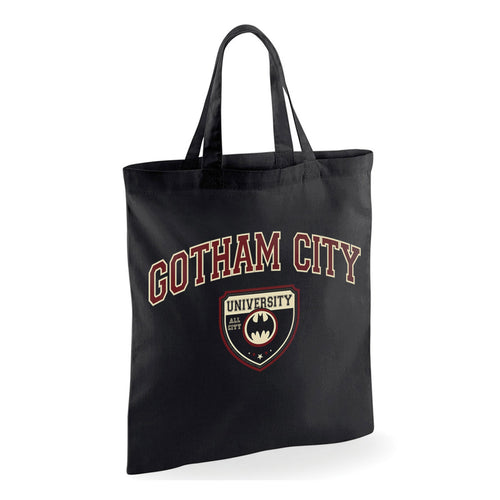 Batman | Gotham City University Tote Bag