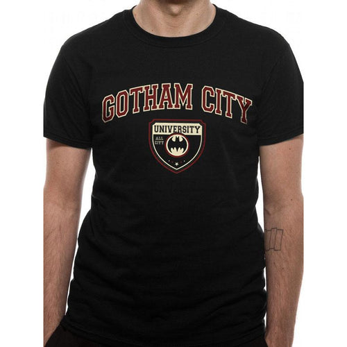 Batman - Gotham City University T-Shirt