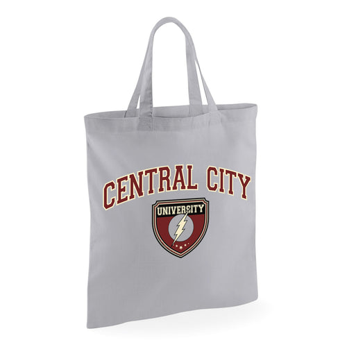 The Flash | Central City University Tote Bag
