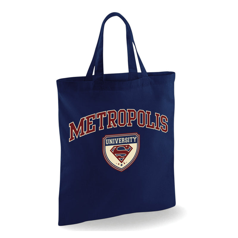 Superman | Metropolis University Tote Bag