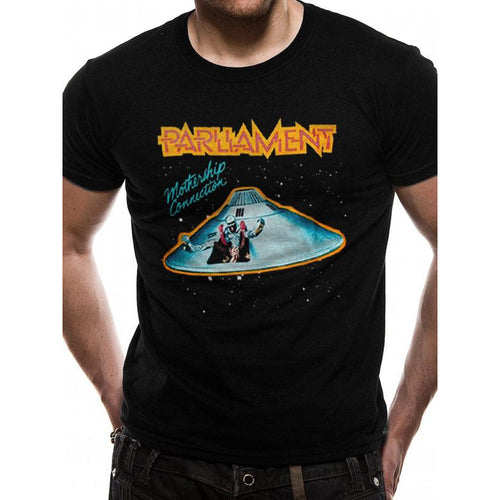 Parliament - Mothership T-shirt