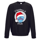 Rick And Morty | Christmas Is Pain Sweatshirt