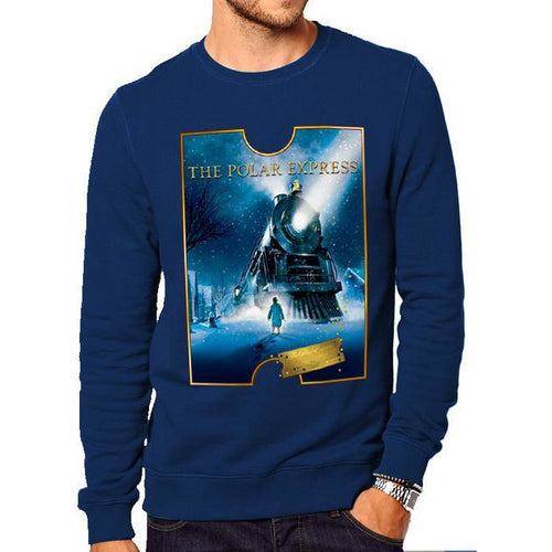 The Polar Express | Train Crewneck Sweatshirt