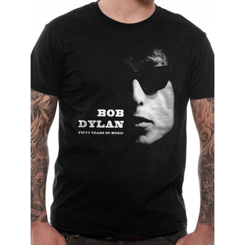 Bob Dylan - Fifty Years T-shirt