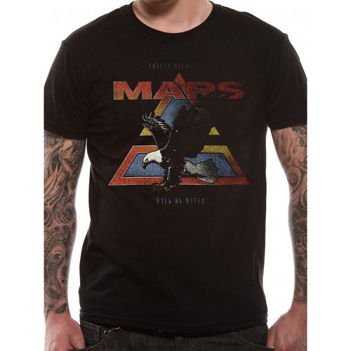 30 Seconds To Mars - Walk On Water Vintage T-shirt