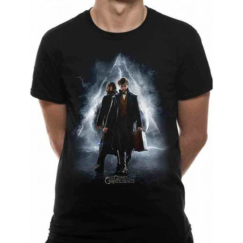 Fantastic Beasts The Crimes of Grindelwald | Movie Poster T-Shirt