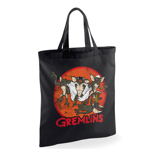 Gremlins | Retro Group Tote Bag