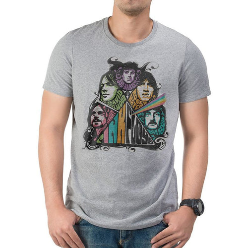Pink Floyd | Prism Illustration T-Shirt