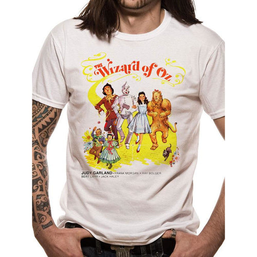 Wizard of Oz | Poster T-Shirt