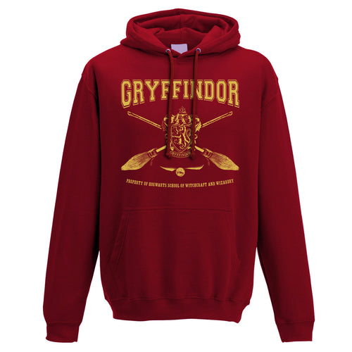 Harry Potter - Collegiate Gryffindor Hooded Sweatshirt