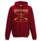 Harry Potter | Collegiate Gryffindor Hooded Sweatshirt