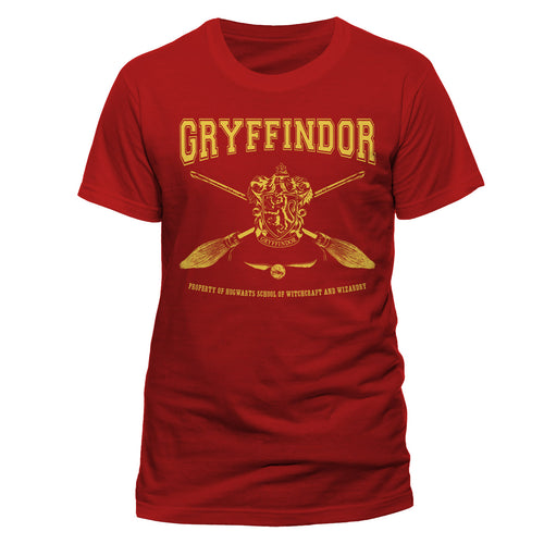 Harry Potter - Collegiate Gryffindor T-Shirt