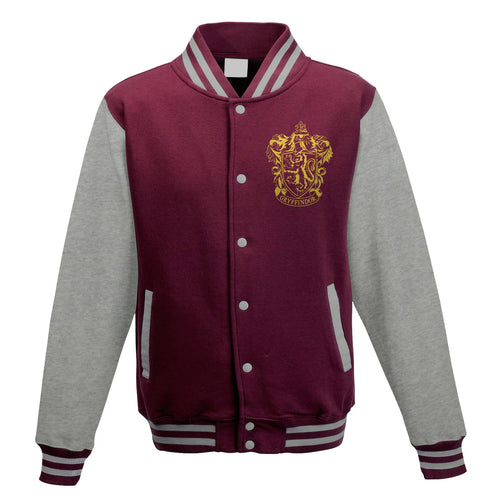 Harry Potter - Collegiate Gryffindor Varsity Jacket