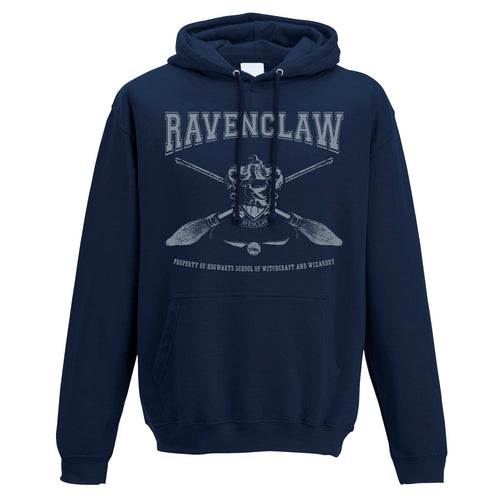 Harry Potter - Collegiate Ravenclaw Hooded Sweatshirt