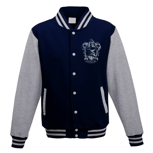 Harry Potter - Collegiate Ravenclaw Varsity Jacket