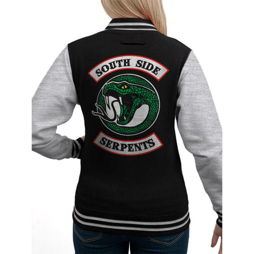 Riverdale - Southside Serpents Varsity Jacket