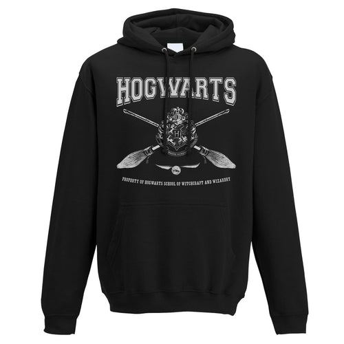 Harry Potter - Collegiate Hogwarts Hooded Sweatshirt