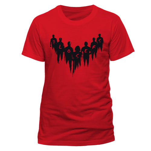 It Chapter Two The Losers | Red Unisex T-Shirt