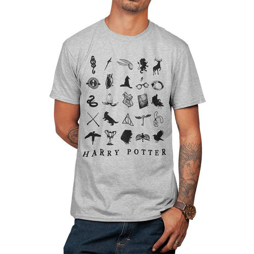 **PRE-ORDER** Harry Potter | Icons T-Shirt