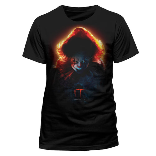 IT Chapter Two | Sinister Black Unisex T-Shirt